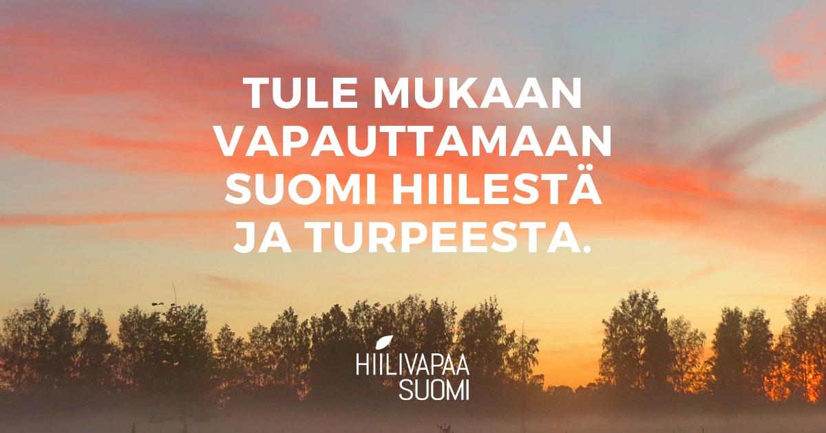 Uusiutuva energia – Hiilivapaa Suomi